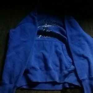Two good condition sweatshirts